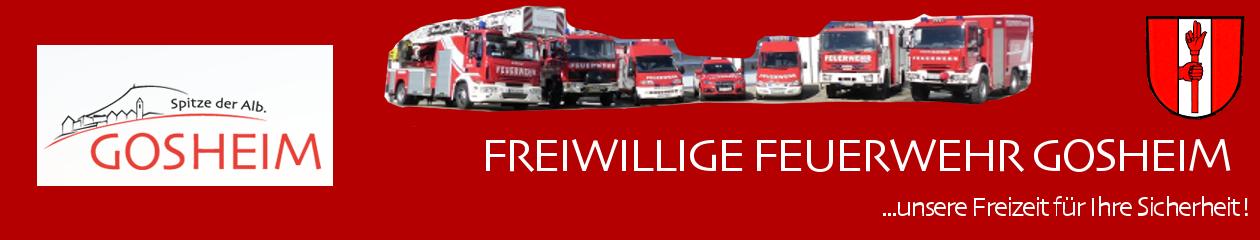 Feuerwehr Gosheim